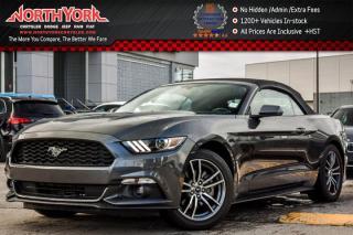 Used 2017 Ford Mustang EcoBoost Premium|SHAKER|Keyless_Go|Nav|Backup_Cam|18