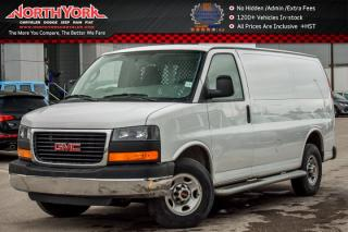 Used 2016 GMC Savana Cargo Van |AM/FM Radio|AirConditioning|PowerOptions|GreatDeal| for sale in Thornhill, ON