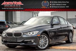 Used 2013 BMW 3 Series 335i xDrive |Sunroof|Nav|BackUpCam|PkAsst.|LeatherHeatSeats|18