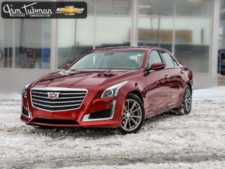 Used 2017 Cadillac CTS 3.6L Luxury for sale in Gloucester, ON