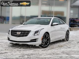 Used 2017 Cadillac ATS 3.6L Premium Luxury for sale in Gloucester, ON