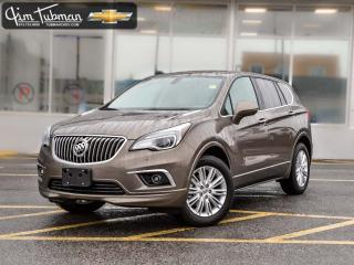 Used 2017 Buick Envision Preferred for sale in Gloucester, ON