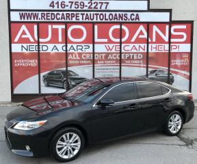 Used 2015 Lexus ES 350 ES 350-ALL CREDIT ACCEPTED for sale in Scarborough, ON