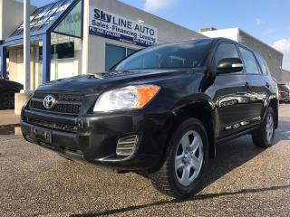 Used 2010 Toyota RAV4 POWER LOCKS|POWER WINDOWS|LOW KMS|CERTIFIED for sale in Concord, ON