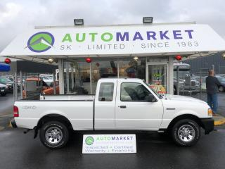 Used 2008 Ford Ranger XLT SuperCab 4 Door 4WD for sale in Langley, BC