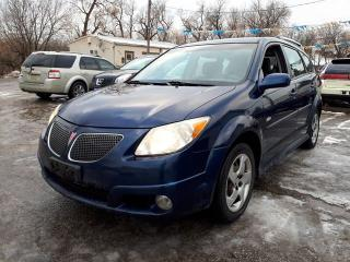 Used 2006 Pontiac Vibe CERTIFIED for sale in Oshawa, ON
