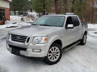 Used 2007 Ford Explorer Sport Trac LIMITED for sale in Gravenhurst, ON