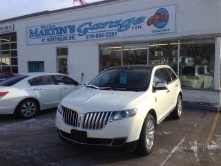 Used 2013 Lincoln MKX for sale in St Jacobs, ON
