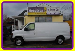 Used 2011 Ford E-150 1/2 Ton Econoline Cargo Van A/C for sale in Woodbridge, ON