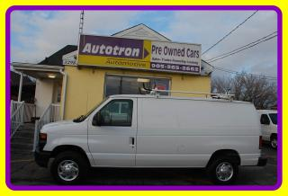 Used 2012 Ford E350 1 Ton Econoline Cargo Van Loaded for sale in Woodbridge, ON