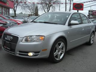 Used 2007 Audi A4 2.0T for sale in London, ON