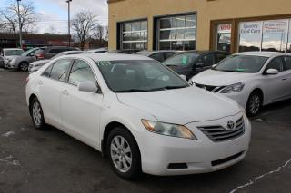 Used 2008 Toyota Camry LE Hybrid for sale in Brampton, ON