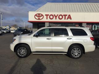 Used 2016 Toyota Sequoia Platinum for sale in Cambridge, ON