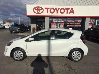 Used 2016 Toyota Prius c Technology for sale in Cambridge, ON