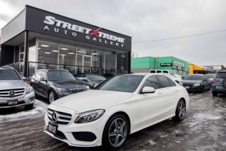 Used 2015 Mercedes-Benz C 300 4MATIC l NAVI l Heads Up Display l Back up CAM for sale in Markham, ON