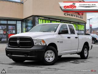 Used 2017 RAM 1500 ST 4X4 QUAD CAB 3.92 GEAR HEMI for sale in Scarborough, ON