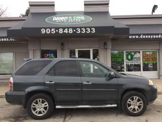 Used 2006 Acura MDX w/Tech Pkg for sale in Mississauga, ON