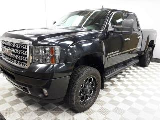 Used 2013 GMC Sierra 2500 HD Denali HD - Local One Owner Trade In | No Accidents | 3M Protection Applied | Upgraded 20 Inch Wheels | Leather Seats | Heated/Cooled Front Seats | Heated Steering Wheel | Dual Zone Climate Control with AC | Factory Remote Starter | Bluetooth | BOSE Au for sale in Edmonton, AB