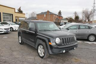 Used 2014 Jeep Patriot North 4X4 for sale in Brampton, ON