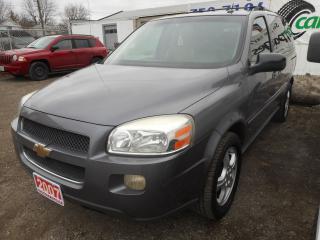 Used 2007 Chevrolet Uplander for sale in Brantford, ON