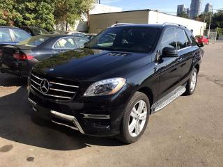 Used 2015 Mercedes-Benz ML 350 ML 350 BlueTEC for sale in Scarborough, ON