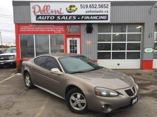 Used 2007 Pontiac Grand Prix for sale in London, ON
