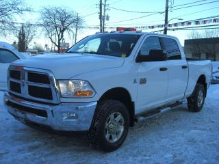 Used 2012 Dodge Ram 2500 SLT 4X4 CREW CAB DIESEL for sale in London, ON