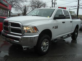 Used 2014 Dodge Ram 2500 Diesel 4X4 Crew Cab ST for sale in London, ON