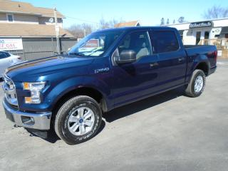 Used 2017 Ford F-150 XLT for sale in Sutton West, ON