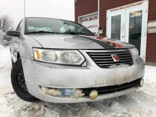 Used 2006 Saturn Ion Berline 4 portes Ion.3 niveau supérieur, for sale in Drummondville, QC