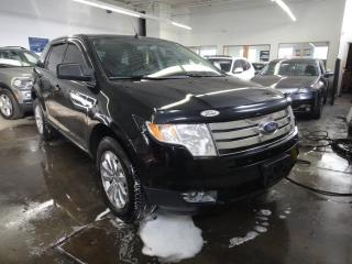Used 2007 Ford Edge |SEL MODEL| NAVIGATION|HEATED SEATS| for sale in North York, ON