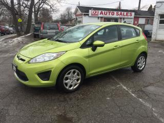 Used 2011 Ford Fiesta SE/Automatic/BlueTooth/Gas Saver/Certified for sale in Scarborough, ON