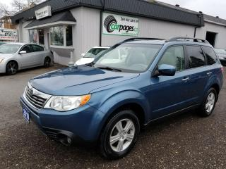 Used 2010 Subaru Forester X for sale in Bloomingdale, ON