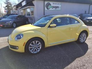 Used 2013 Volkswagen Beetle for sale in Bloomingdale, ON