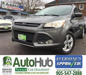 Used 2014 Ford Escape AWD-SUNROOF-NAV-LEATHER-BACKUP CAMERA for sale in Hamilton, ON