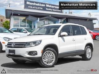Used 2016 Volkswagen Tiguan SE 4MOTION |BLUETOOTH|CAMERA|ONLY 40000KM for sale in Scarborough, ON