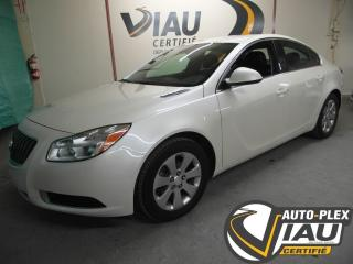 Used 2012 Buick Regal for sale in Montréal, QC