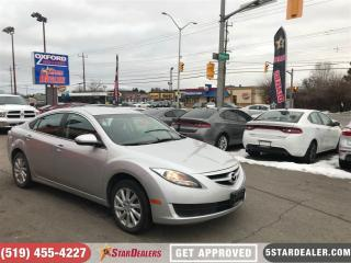 Used 2013 Mazda MAZDA6 GS | CAR LOANS FOR ALL CREDIT for sale in London, ON