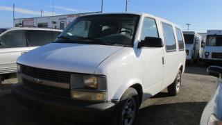 Used 2005 Chevrolet Astro Cargo Van for sale in Mississauga, ON