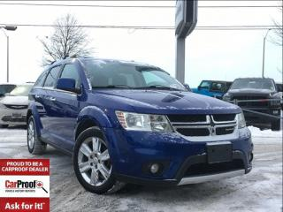 Used 2012 Dodge Journey R/T AWD**NAVIGATION**BLUETOOTH** for sale in Mississauga, ON