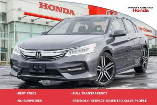Used 2016 Honda Accord Touring | Automatic for sale in Whitby, ON
