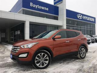 Used 2015 Hyundai Santa Fe Sport 2.0T AWD Limited for sale in Barrie, ON