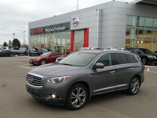 Used 2015 Infiniti QX60 AWD for sale in Mississauga, ON