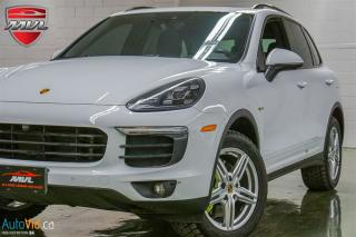 Used 2016 Porsche Cayenne S Hybrid for sale in Oakville, ON