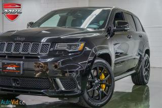 Used 2018 Jeep Grand Cherokee Trackhawk -LEASE ONLY- for sale in Oakville, ON