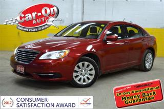 Used 2012 Chrysler 200 AUTO A/C CRUISE ONLY42,000 KM for sale in Ottawa, ON