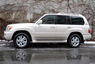 Used 2004 Lexus LX 470 8 Passenger 4WD for sale in Vancouver, BC