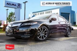 Used 2015 Acura TLX 2.4L P-AWS w/Tech Pkg Accident Free| Remote Starte for sale in Thornhill, ON