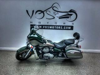 Used 2006 Kawasaki Vulcan 1600 - No payments For 1 Year** for sale in Concord, ON