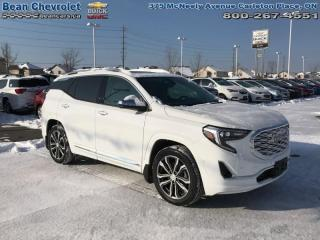 Used 2018 GMC Terrain Denali for sale in Carleton Place, ON